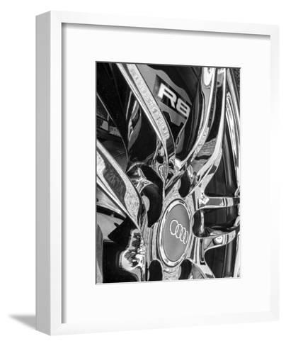 Spoked Audi-Murray Bolesta-Framed Art Print