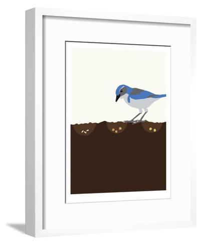 Seeds-Jorey Hurley-Framed Art Print