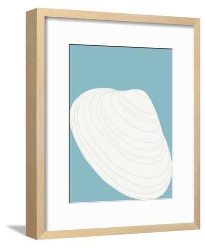 Shell-Jorey Hurley-Framed Art Print
