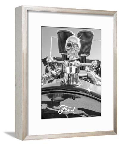 Skull and Horses-Murray Bolesta-Framed Art Print