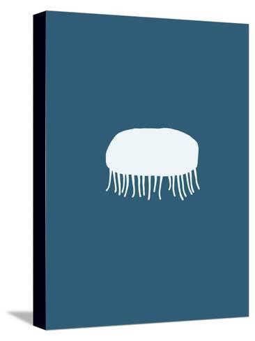 Jellyfish-Jorey Hurley-Stretched Canvas Print