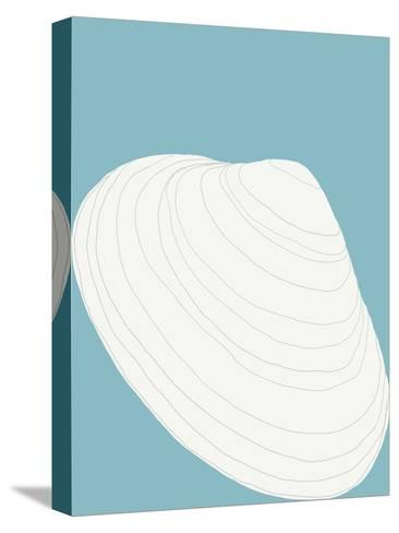 Shell-Jorey Hurley-Stretched Canvas Print