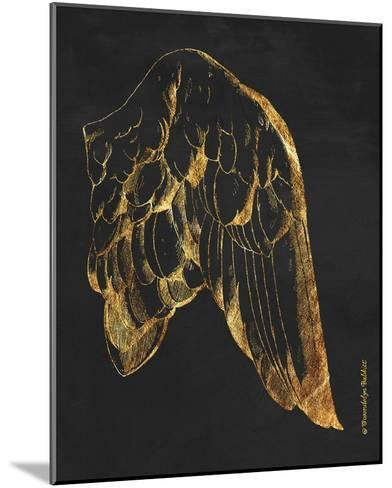 Gold Wing II-Gwendolyn Babbitt-Mounted Art Print