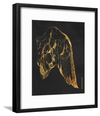 Gold Wing II-Gwendolyn Babbitt-Framed Art Print