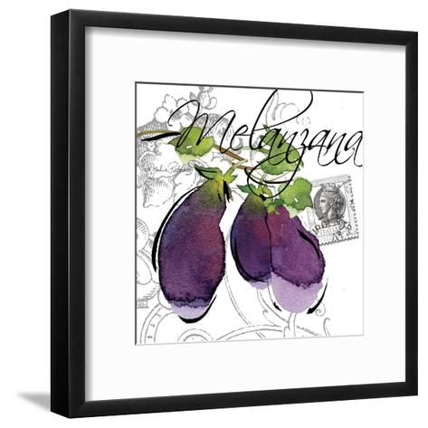 Alfresco Italia II-Julie Paton-Framed Art Print