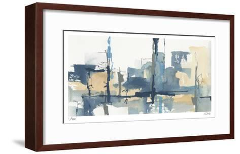 City Creme I-Chris Paschke-Framed Art Print