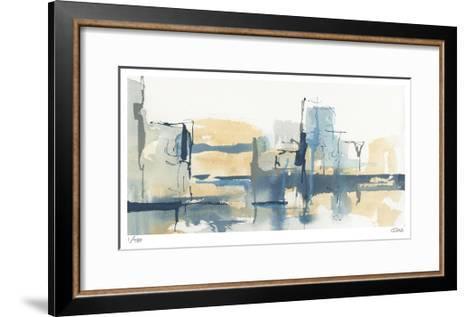 City Creme II-Chris Paschke-Framed Art Print