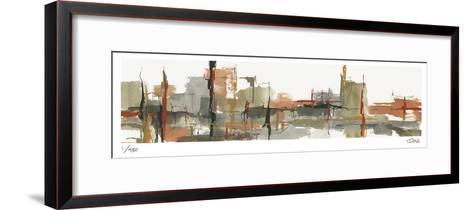 City Rust-Chris Paschke-Framed Art Print