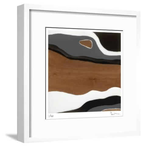 Storm--Framed Art Print