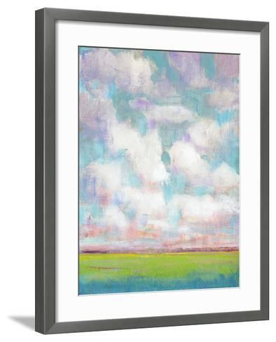 Clouds in Motion I-Tim O'toole-Framed Art Print