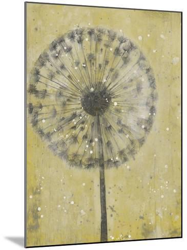 Dandelion Abstract II-Tim O'toole-Mounted Art Print