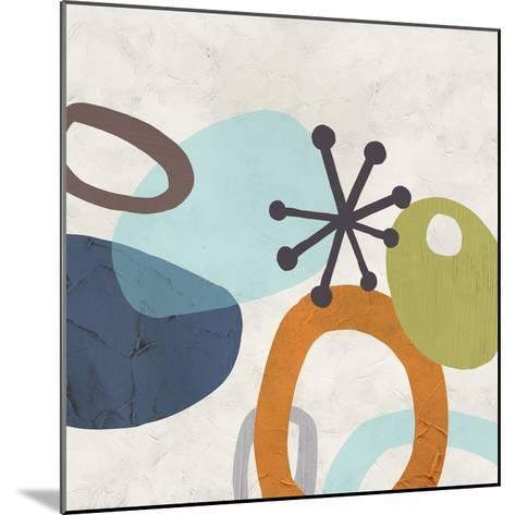 Sunshine Jumble I-June Erica Vess-Mounted Art Print
