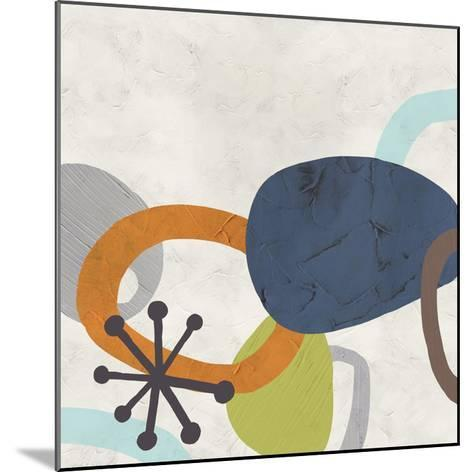 Sunshine Jumble II-June Erica Vess-Mounted Art Print