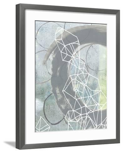 Faceted Gaze II-Naomi McCavitt-Framed Art Print