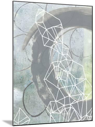 Faceted Gaze II-Naomi McCavitt-Mounted Art Print