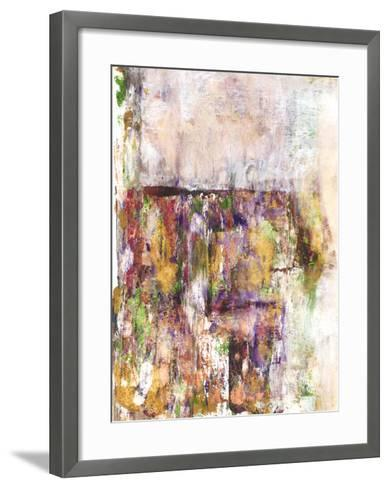 Garden Patch I-Jodi Fuchs-Framed Art Print