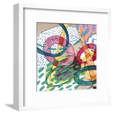 Stratosphere I-Nikki Galapon-Framed Art Print