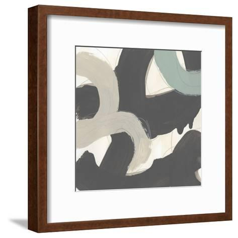 Clean Slate IV-June Erica Vess-Framed Art Print