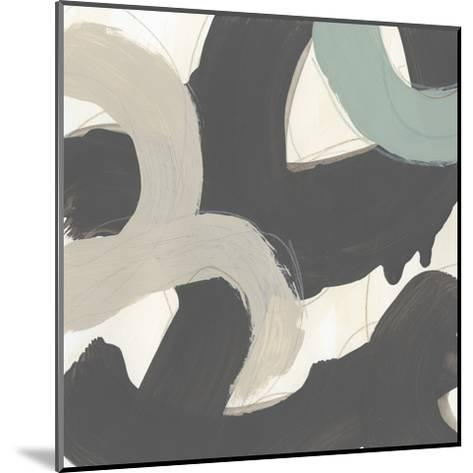 Clean Slate IV-June Erica Vess-Mounted Art Print