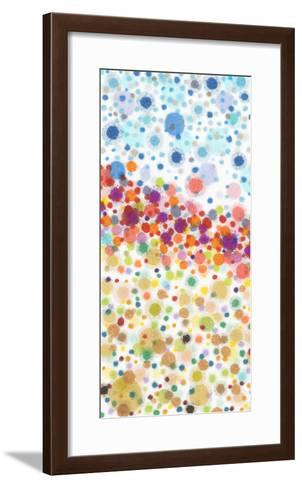 Dot Play I-Nikki Galapon-Framed Art Print