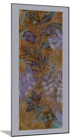 Leaf Shimmer I-Tim O'toole-Mounted Art Print