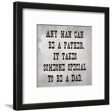 It Takes Someone Special-Veruca Salt-Framed Art Print