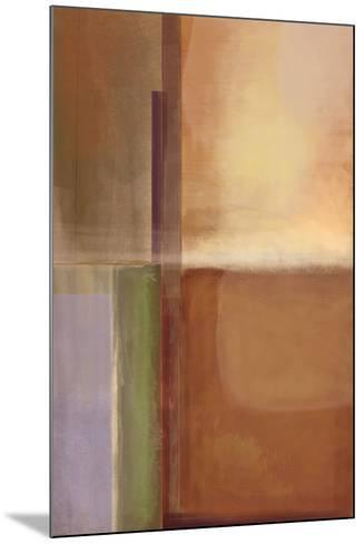 Convergence I-Veruca Salt-Mounted Art Print