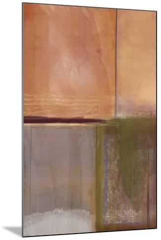 Convergence II-Veruca Salt-Mounted Art Print