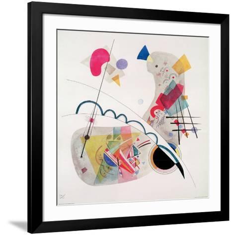 Grave Forme-Wassily Kandinsky-Framed Art Print