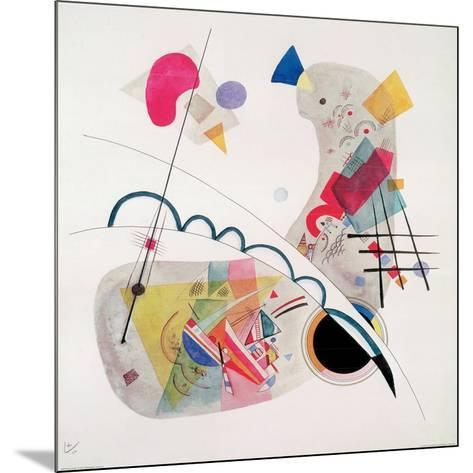 Grave Forme-Wassily Kandinsky-Mounted Giclee Print