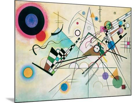 Composition VIII-Wassily Kandinsky-Mounted Giclee Print