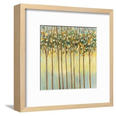 Awakening Tree Tops-Libby Smart-Framed Art Print