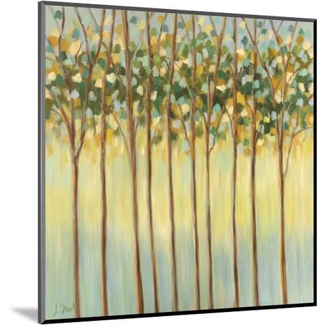 Awakening Tree Tops-Libby Smart-Mounted Art Print