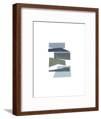 Rectangle Study II-Rob Delamater-Framed Art Print