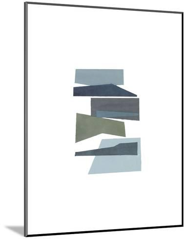 Rectangle Study II-Rob Delamater-Mounted Art Print