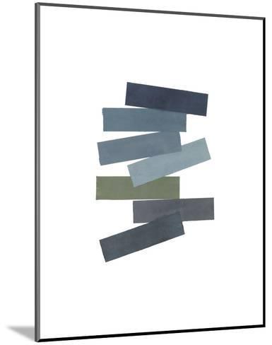 Levels I-Rob Delamater-Mounted Art Print