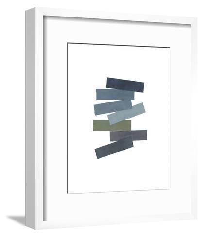 Levels I-Rob Delamater-Framed Art Print