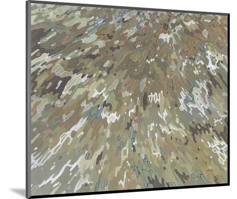 Sable Tide-Margaret Juul-Mounted Art Print
