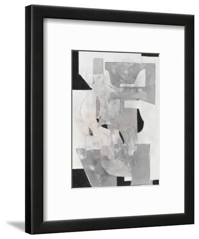 Guitar-Rob Delamater-Framed Art Print