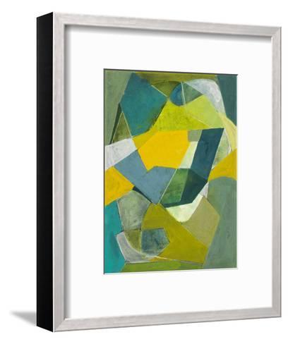 The Verdant Path-Rob Delamater-Framed Art Print