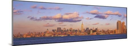 New York Panorama-Adam Brock-Mounted Giclee Print