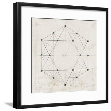 Codex II-Ken Hurd-Framed Art Print