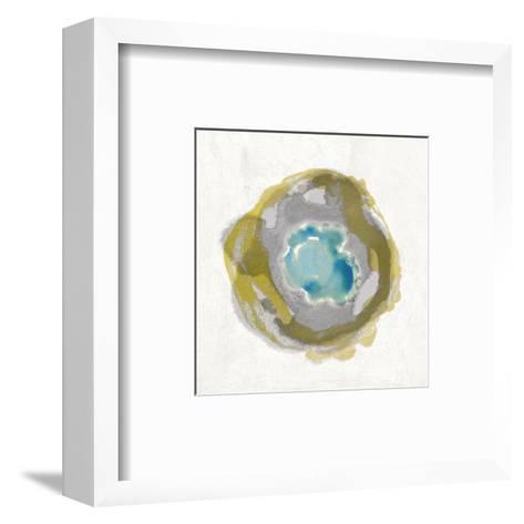 Stratum III-Belle Poesia-Framed Art Print