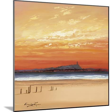 Scrabo Tower-William Cunningham-Mounted Giclee Print