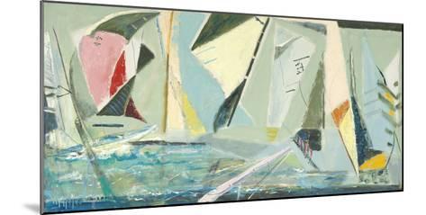 Windward Mark-Virginia J^ Ward-Mounted Giclee Print