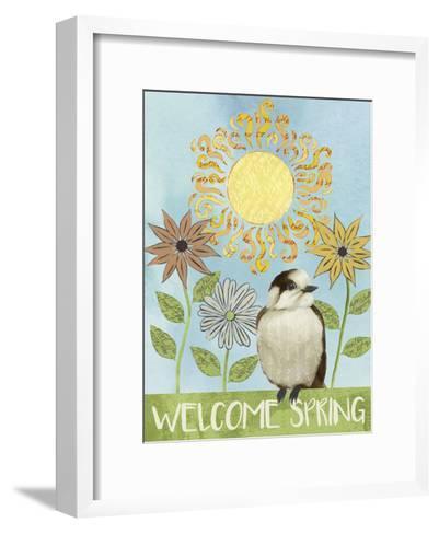 Spring Welcome I-Grace Popp-Framed Art Print