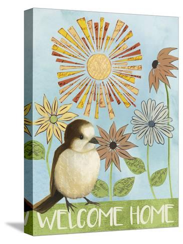 Spring Welcome II-Grace Popp-Stretched Canvas Print