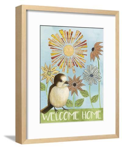 Spring Welcome II-Grace Popp-Framed Art Print