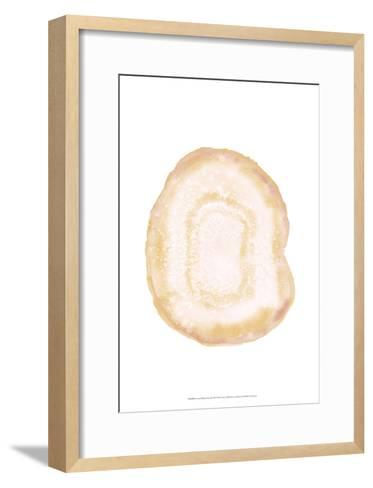 Custom Radiant Geode III-Naomi McCavitt-Framed Art Print