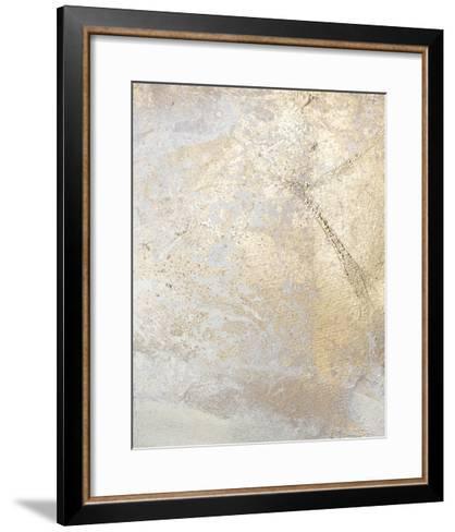 Gold Fusion V-Julia Contacessi-Framed Art Print